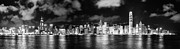 Tst Photo Prints - Hong Kong Skyline 7 Print by Hans Van Kerckhoven
