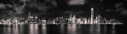 Tst Photo Prints - Hong Kong Skyline 9 Print by Hans Van Kerckhoven