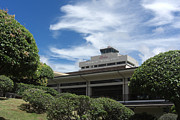 Hawaii Art - Honolulu International Airport by Deborah Smolinske