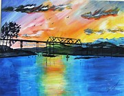 Topher Essex - Hood Canal Bridge...