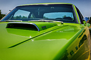 Superbee Prints - Hood scoop Print by Sennie Pierson