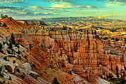 Leslie Kirk - Hoodoos Bryce Canyon