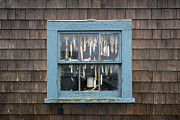 New England Village Framed Prints - Hooks and Lures Framed Print by John Greim