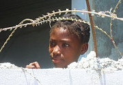 Haitian Photos - Hope for a Better Life by Steven Baier