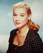 Hope Lange Print by Silver Screen