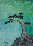 Pallet Knife Prints - Hope Print by William Killen