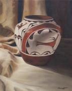 Barbara Barber - Hopi pottery