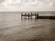 Marilyn Hunt - Horizon and Pier