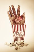 Horror Movie Print by Ryan Jorgensen