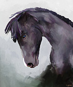 Robert Wheater - Horse 5