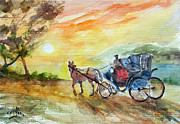 Faruk Koksal - Horse-Drawn Carriage