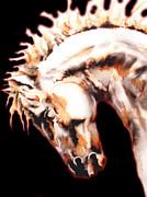 Juan Jose Espinoza - Horse In Black