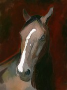 Robert Wheater - Horse Painting