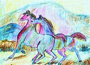 Anne-Elizabeth Whiteway - Horses of Different Colors