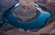 National Recreation Areas Prints - Horseshoe Bend Print by Bruce Siulinski