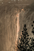 Connie Cooper-Edwards - Horsetail Falls Sunset...