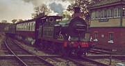 Engine Photo Originals - Horsted Keynes by Matt MacMillan