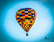 Metamora Art - Hot Air Balloon by Grace Grogan