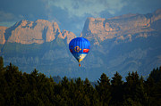 Susanne Van Hulst - Hot Air Balloon