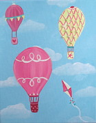 Christina Dudycz - Hot Air Balloons