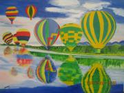 Saman Khan - Hot Air Baloons