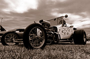Custom Auto Prints - Hot Rod Print by David Hahn