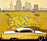 Larry Butterworth - HOT ROD GRAFFITI