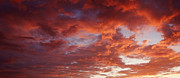 Dawn Prints - Hot summer sky  Print by Les Cunliffe