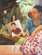 Susan McNally - Hot Ticket Frida Kahlo...