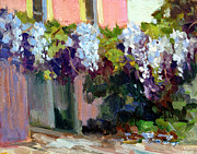 Diane McClary - Hotel Baudy Wisteria