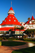 The Western Hotel Photos - Hotel del Coronado by James Kirkikis