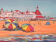 Robert Gerdes - Hotel Del Coronado with...