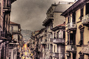 Nineteenth Century Digital Art - Hotel Genova View by William Fields