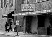 Andy Crawford - Hotel Lincoln Dining...