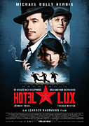 Movies Framed Prints - Hotel Lux Poster Framed Print by Sanely Great