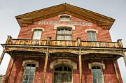 Bannack State Park Photos - Hotel Meade by Sue Smith