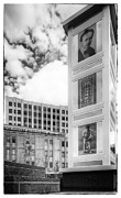 Appleton Photo Metal Prints - Houdini Plaza Metal Print by Thomas Young