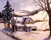 Diane Daigle - House at Brickley