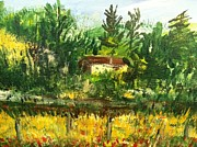 Angela Puglisi - House in Provence