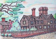 Paul Meinerth - House of Seven Gables