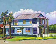 Eve  Wheeler - House on A1A