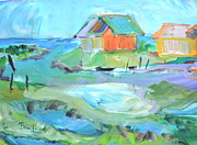 Brenda Ruark - House On The Ponds