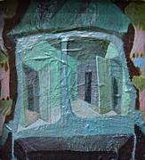 House On Wheels Print by Nancy Mauerman