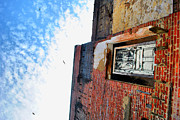 Abandoned Buildings Framed Prints - House To The Sky Framed Print by Emily Stauring