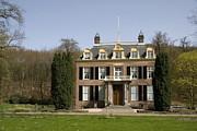 House Zypendaal In Arnhem Netherlands Print by Ronald Jansen