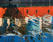 Charlette Miller - Houseboat Reflections 3