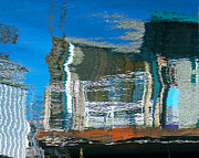 Charlette Miller - Houseboat Reflections 5