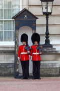 Buckingham Palace Photos - Housing Shortages by James Brunker