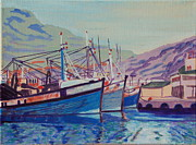 Thomas Bertram POOLE - Hout Bay Fishing Boats