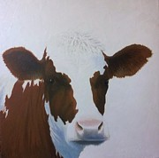 Moo Originals - How Now by Gene Gregorio